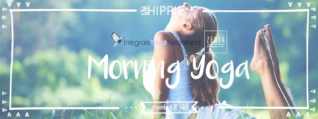 HIPPIEVAL 2 JULI 2017 – KICK OFF MORNING YOGA