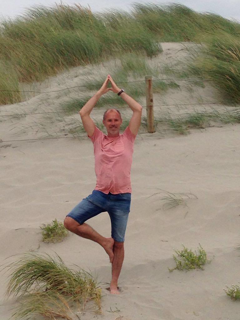 Nieuwe Yogadocent bij Zensa Yoga