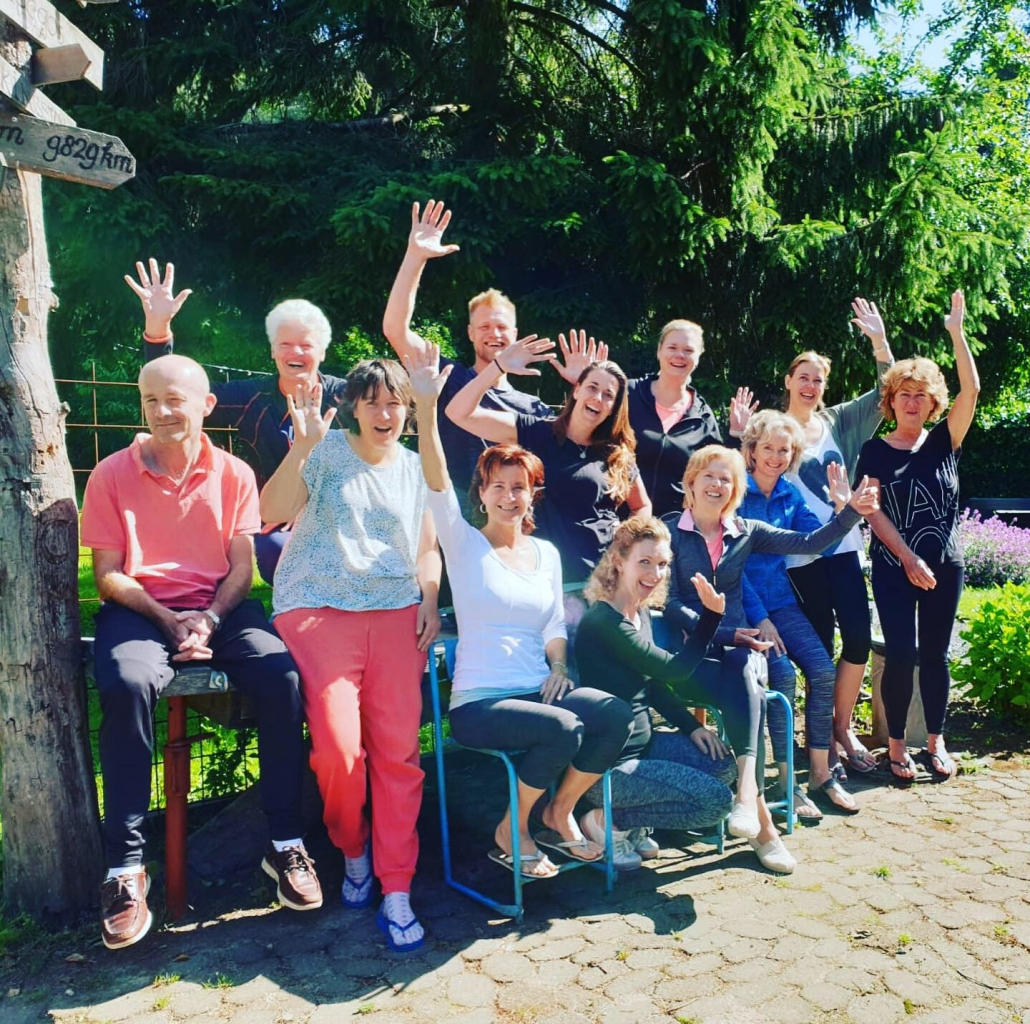 Yoga Retreat Pinksteren 2020