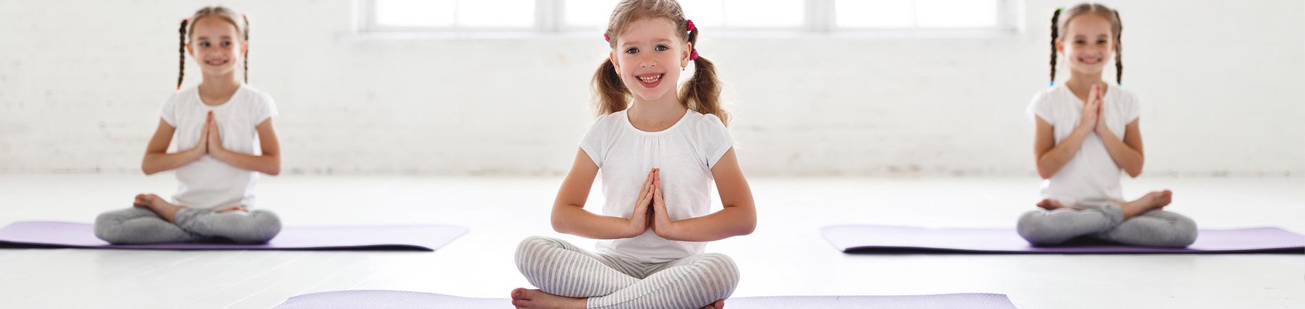 Kinder Yoga Zensa Yoga