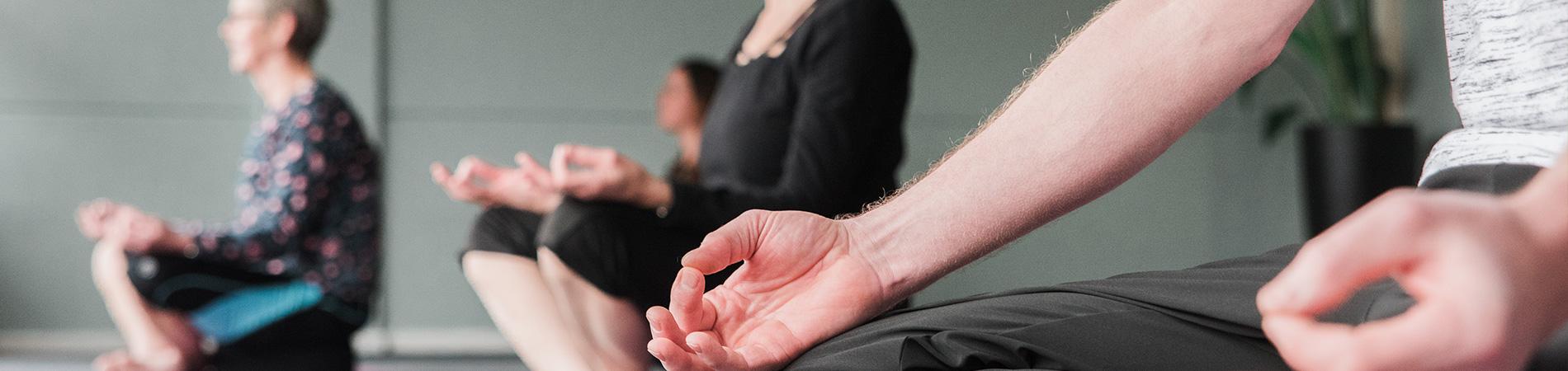 Ademhalings- en meditatiecursus Zens Yoga