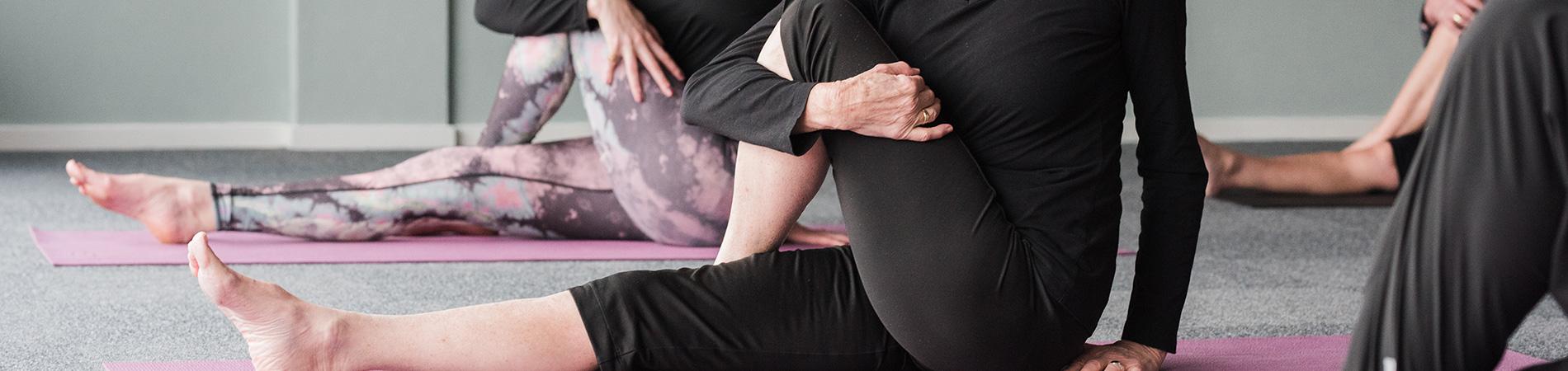 Rugyoga Zensa Yoga